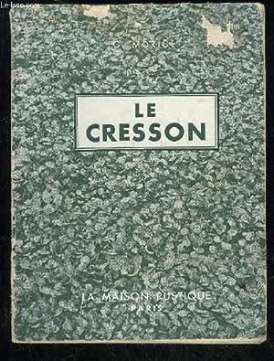 LE CRESSON: MORICE G.