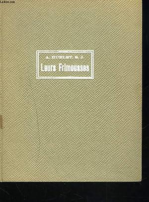 LEURS FRIMOUSSES (CONTES): A. HUBLET, S.J.