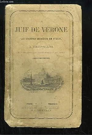 Le Juif de Vérone ou Les Sociétés: BRESCIANI A.