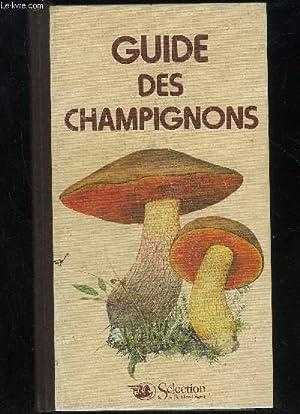 GUIDE DES CHAMPIGNONS: BECKER GEORGES