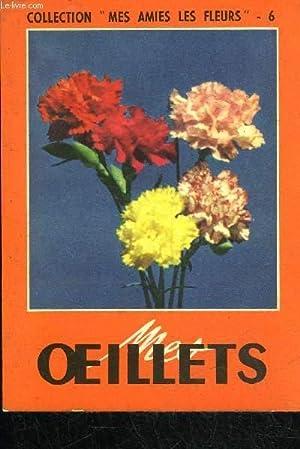 MES OEILLETS - COLLECTION MES AMIES LES FLEURS N°6: COLLECTIF
