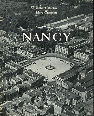NANCY: ROBERT MARTIN ET MARC GROSJEAN