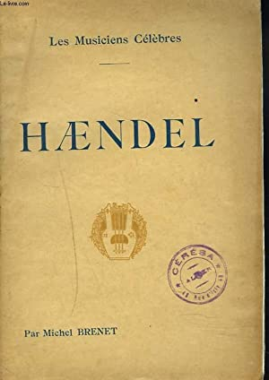 HAENDEL: MICHEL BRENET