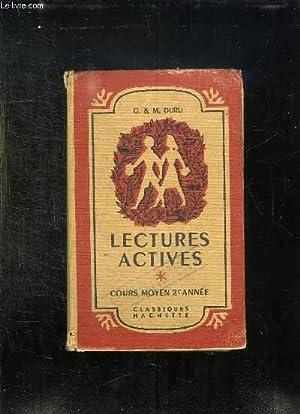 LECTURES ACTIVES. COURS MOYEN 2em ANNEE EXAMEN D ENTREE EN 6e COMPTE RENDU DE LECTURE.: DURU G ET ...
