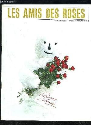 LES AMIS DES ROSES N° 296 -: COLLECTIF