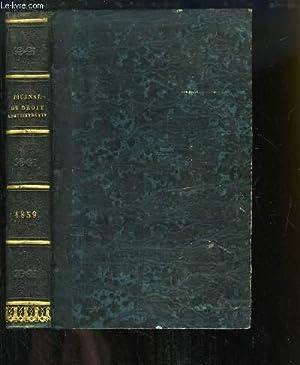 Journal du Droit Administratif ou Le Droit Administratif mis à la portée de tous. 7e ...