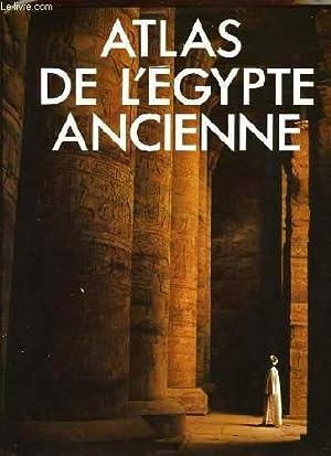 ATLAS DE L'EGYPTE ANCIENNE: BAINES JOHN & MALEK JAROMIR