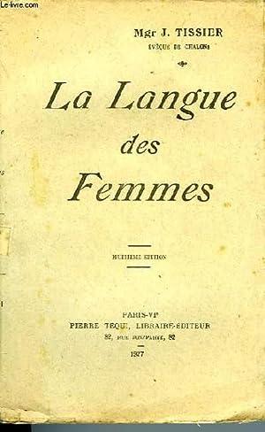 LA LANGUE DES FEMMES: Mgr J. TISSIER