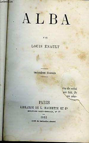 ALBA: ÉNAULT Louis