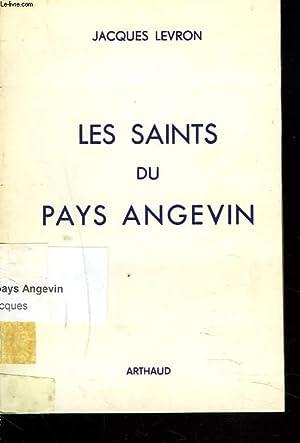 LES SAINTS DU PAYS ANGEVIN: JACQUES LEVRON