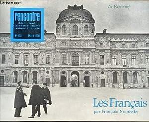 CONSTELLATION / BULLETIN N°163 - MARS 1968 / LES FRANCAIS PAR FRANCOIS NOURISSIER.: ...
