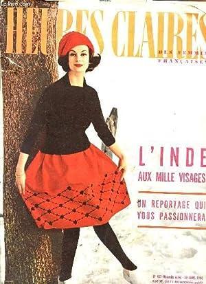N°153 - 30 janvier 1960 / L'INDE: HEURES CLAIRES DES