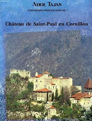 CHATEAU DE SAINT-PAUL EN CORNILLON (CATALOGUE): COLLECTIF