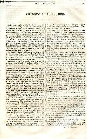 Le musée des familles - lecture du soir - 1ère série - livraison n°24 - ...