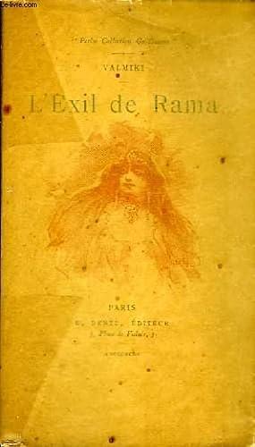 L'EXIL DE RAMA: VALKIMI