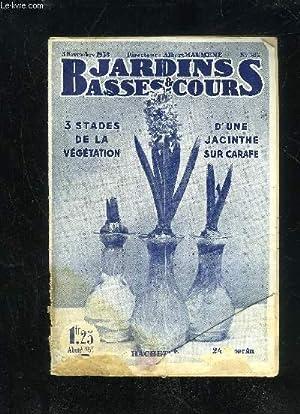 JARDINS ET BASSES-COURS N° 585 - La: MAUMENE ALBERT