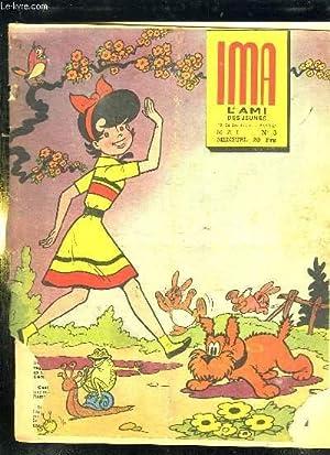 IMA L AMI DES JEUNES N° 3 DE MAI 1955. LA LEGENDE DES PIERRES, LA VALLEE AUX COYOTES.: LOPIN Y ...
