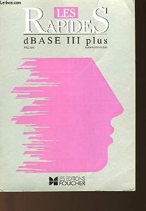 LES PATIDES - DBASE III PLUS: PILLON & HANNEDOUCHE