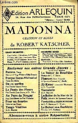 MADONNA: KATSCHER Robert /