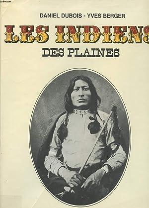 LES INDIENS DES PLAINES: DUBOIS DANIEL ET