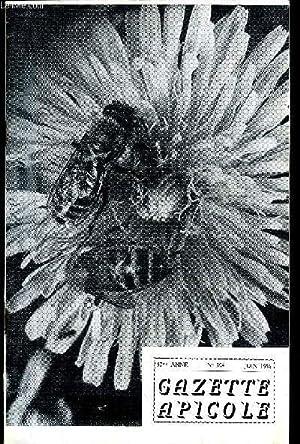 LA GAZETTE APICOLE N° 594 - Le: ALPHANDERY EDMOND /