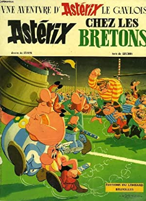 ASTERIX CHEZ LES BRETONS: GOSCINNY R., UDERZO