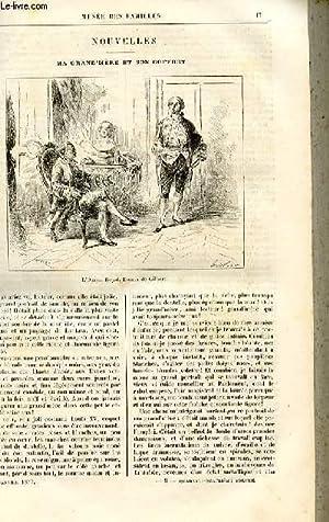 Le musée des familles - lecture du soir - livraison n°03 - Nouvelles - Ma grand'mère et son ...