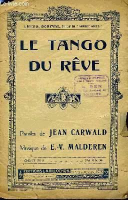 LE TANGO DU REVE: MALDEREN E.V. /