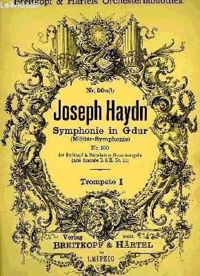 SYMPHONIE IN G DUR: HAYDN Joseph