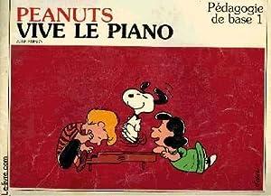 PEANUTS, VIVE LE PIANO: EDISON June