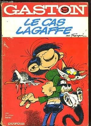 GASTON N° 9. LE CAS LAGAFFE.: FRANQUIN.