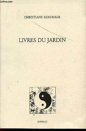 LIVRES DU JARDIN.: ROEDERER CHRISTIANE