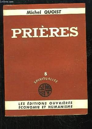 Prières: QUOIST Michel