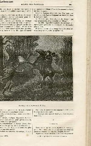 Le musée des familles - lecture du soir - livraisons n°39 et 40 - Nouvelles - L'...