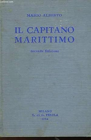 IL CAPITANO MARITTIMO: ALBERTO MARIO