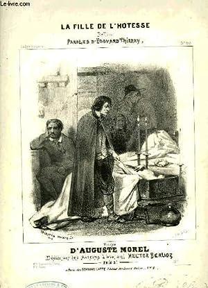 LA FILLE DE L'HOTESSE: MOREL Auguste / THIERRY Edouard