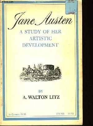 AUSTEN JANE A STUDY OF HER ARTISTIC: LITZ WALTON