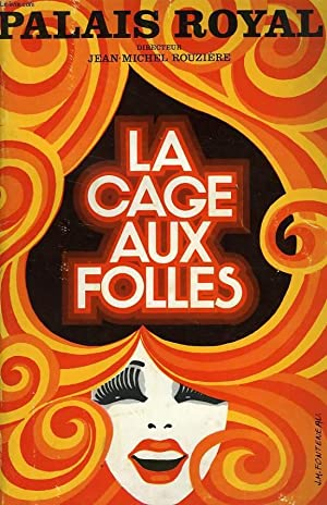 LA CAGE AUX FOLLES, PALAIS ROYAL: COLLECTIF
