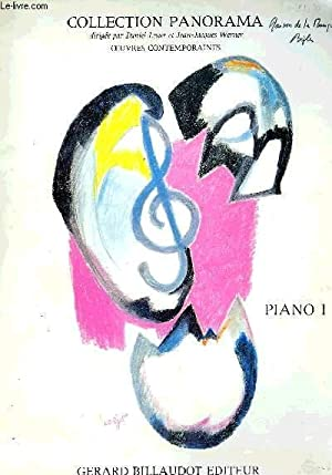 COLLECTION PANORAMA, PIANO 1: WERNER Jean-Jacques /