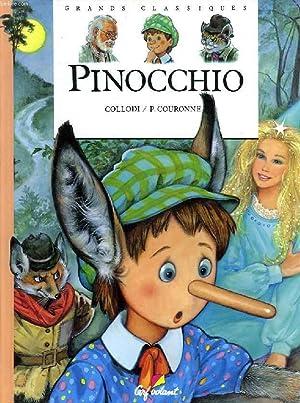 PINOCCHIO: COLLODI, COURONNE P.