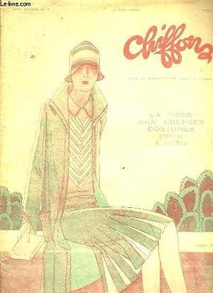 CHIFFON N° 9 DU 5 MAI 1927.: BENZI CH.