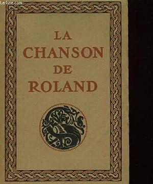 LA CHANSON DE ROLAND: BEDIER Joseph