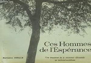 CES HOMMES DE L'ESPERANCE: OSWALD MARIANNE
