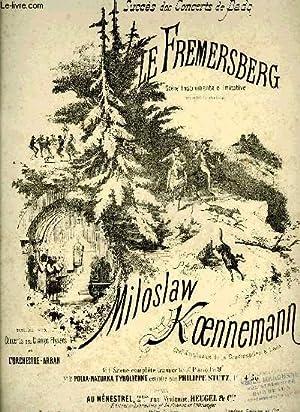 LE FREMERSBERG: KOENNEMANN Miloslaw