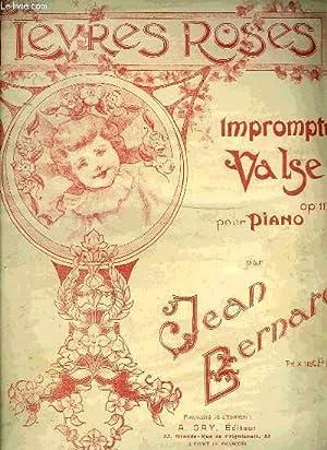 LEVRES ROSES: BERNARD Jean
