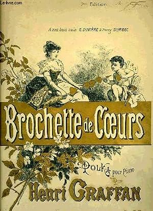 BROCHETTE DE COEURS: GRAFFAN Henri