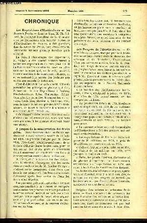LE PETIT JARDIN ILLUSTRE N° 148 -: COLLECTIF