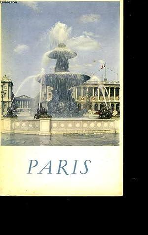 PARIS: DONVEZ JACQUES