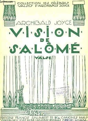 VISION DE SALOME: JOYCE Archibald