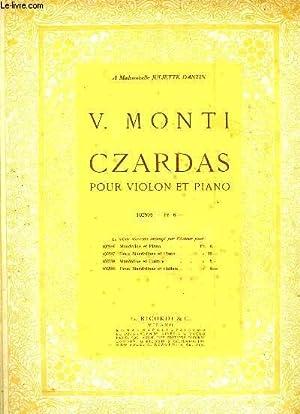 CZARDAS: MONTI V.